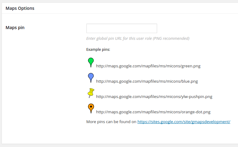 maps-user-settings